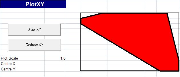 Trimmed triangle with scale factor = 1.6