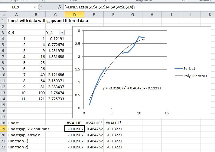 how to delete gaps in excel