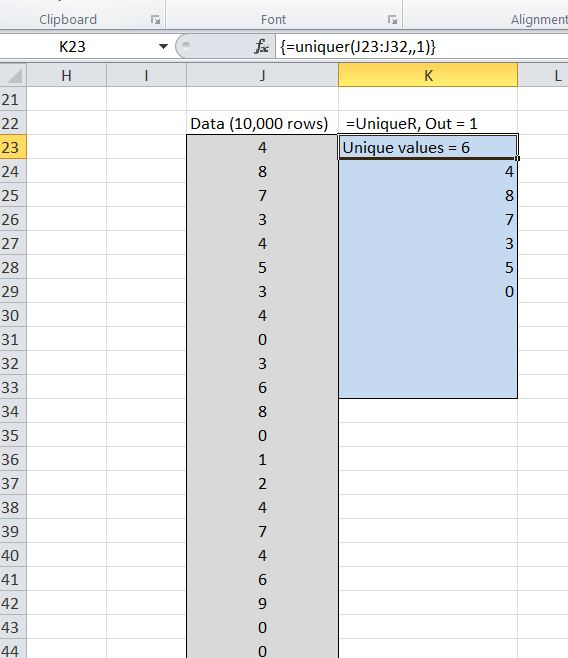 vba how to return a value from a function