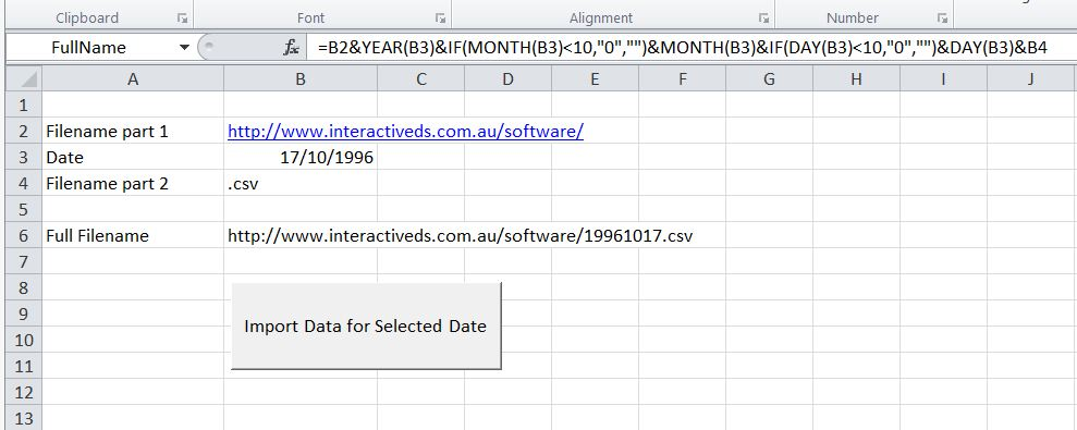 Automatic download of csv files | Newton Excel Bach, not