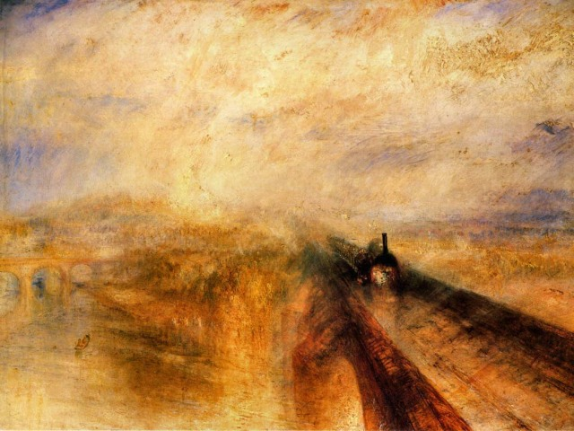 Rain, Steam and Speed; JMW Turner