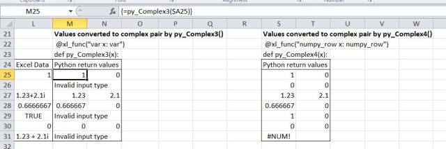 py_Complex3 and py_Complex4