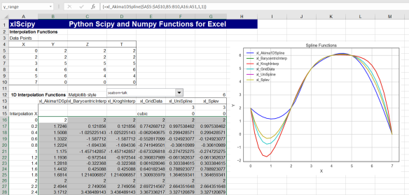 xlScipy with xlwings | Newton Excel Bach, not (just) an