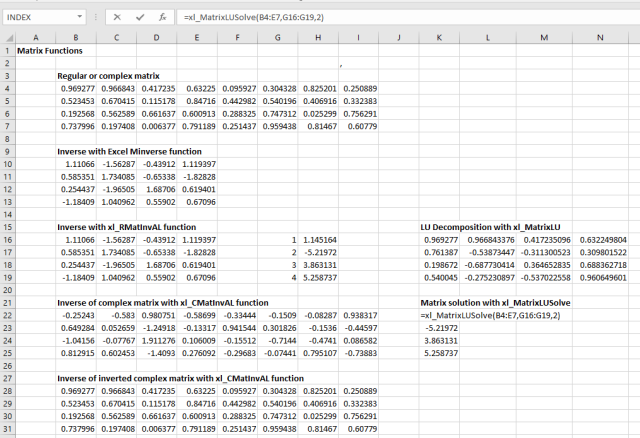 Excel to Alglib via xlwings   Newton Excel Bach, not (just) an Excel