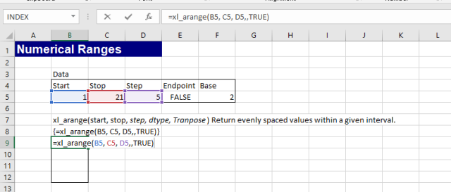 Returning Arrays From VBA and Python | Newton Excel Bach, not (just