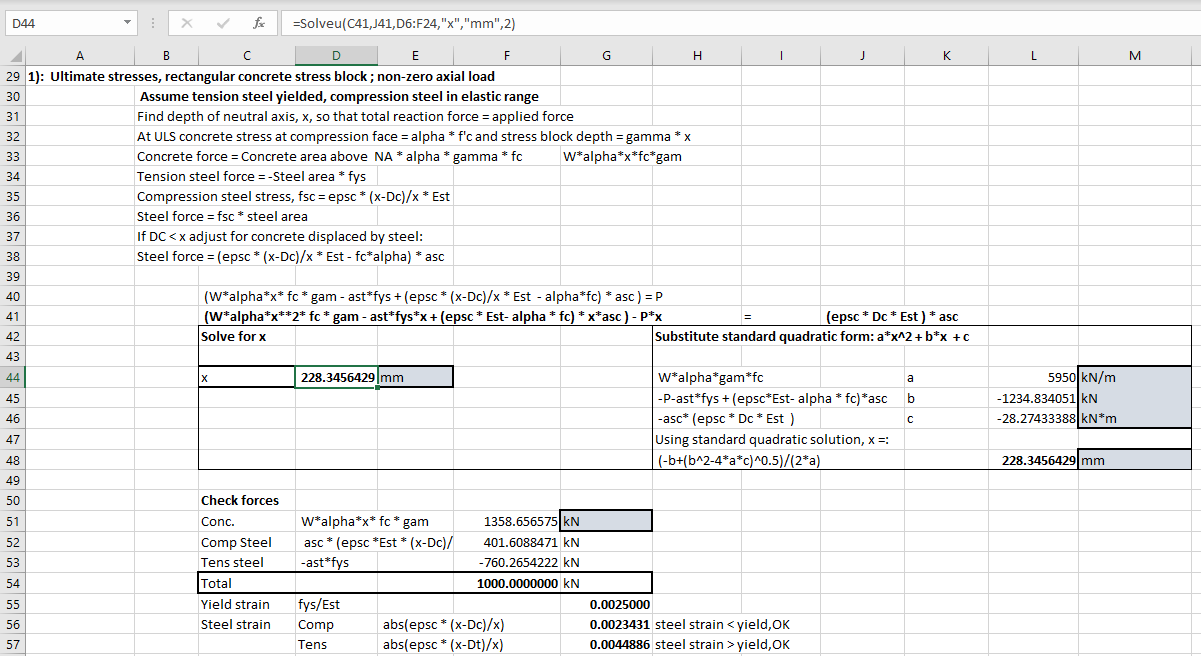 Units and solvers with Pint and Sympy | Newton Excel Bach, not (just